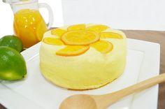 【樂客來】橙香乳酪蛋糕