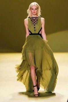 #olive #couture #fashion | #JMendel