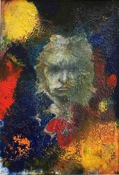 Mixed Media, Van, Portrait, Painting, Headshot Photography, Painting Art, Portrait Paintings, Paintings, Vans