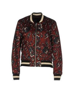 Isabel Marant Étoile Women Bomber on YOOX. The best online selection of Bombers Isabel Marant Étoile. YOOX exclusive items of Italian and international designers - Secure. Burgundy Bomber Jacket, Maroon Jacket, Floral Bomber Jacket, Embroidered Bomber Jacket, Printed Bomber Jacket, Striped Jacket, Bomber Jackets, Outerwear Jackets, Print Jacket