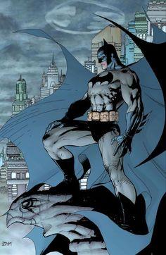 The 27 Best Batman Artists- Jim Lee