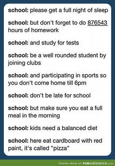 The last one is the most true!