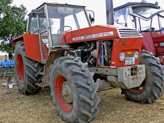 Classic Tractor, Rubber Tires, Parcs, Agriculture, Techno, Retro, Trucks, Vehicles, Childhood