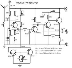 Small FM Receiver Circuit ~ ELECTRONICS SOLUTION