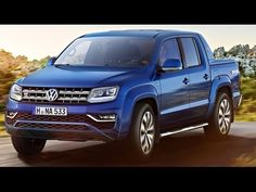 New VW Amarok 2016 - Design   SUBSCRIBE for New Cars:  https://www.youtube.com/c/wmediatv?sub_confirmation=1  Volkswagen has released more images and details of its facelifted and updated Amarok. The premium pickup bucks the downsizing trend and instead beefs up the engine range ditching the 2.0 TDI units for a new 3.0-litre V6 diesel engine available in three power outputs.  The new engines should provide plenty of grunt for the Amarok to take on other recently updated rivals like the Ford…