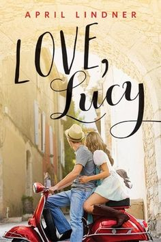 Love, Lucy by April Lindner book review #books #review