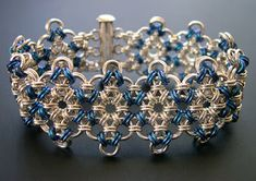 Chain Maille Book Review - Chained - The Beading Gem's Journal