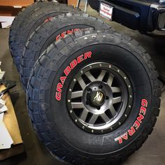 I really appreciate this finish color for this 1984 Jeep Wheels, Truck Wheels, 4x4 Trucks, Wheels And Tires, Ford Trucks, Toyota Tacoma 4x4, Toyota Tundra, 2018 Tacoma, Dodge Accessories