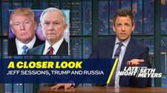 Jeff Sessions, Drumpf and Russia: A Closer Look