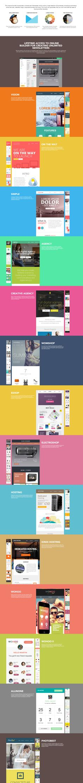 Newsletter Email #Template Freebies Pinterest Email design - email newsletter template