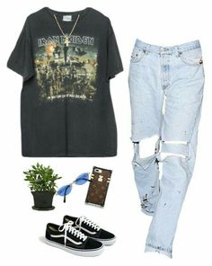 Money moves A fashion look from November 2017 by featuring Louis Vuitton, Jean-Paul Gaultier, J.Crew and Brandy Melville Cute Casual Outfits, Edgy Outfits, Swag Outfits, Mode Outfits, Retro Outfits, Grunge Outfits, Vintage Outfits, Polyvore Outfits Casual, Edgy School Outfits