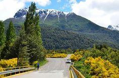 Esquel. Paso Internacional a Chile. Chubut. Argentina