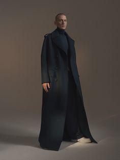 Mona von Bismarck (モナ・フォン・ビスマルク) に想いを馳せて、Balenciaga (バレンシアガ) 2016年秋冬メンズコレクションが公開 | THE FASHION POST [ザ・ファッションポスト]