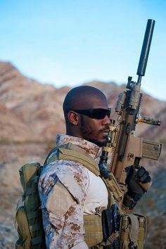 A US Navy SEAL