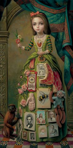 The Debutante | Mark Ryden