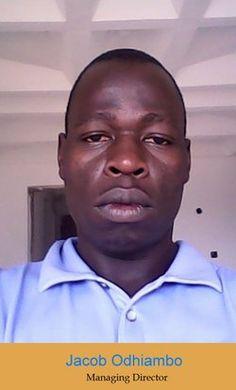Jacob Odhiambo, Managing Director