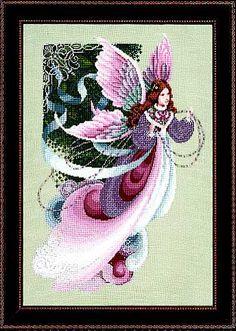Fairy Dreams (cross stitch) (Special Order)