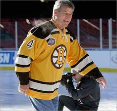January 1, 2010 NHL Winter Classic at Fenway Park.