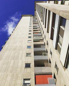 "Torre Giardino - Ludovico ""Vico"" Magistretti  #architexture #architectureporn #Magistretti #Milan #architecture #redarchitecture #brutalism #50s #cls #lovedomus #plataformaarquitectura #milanarchitectureschool #oldbutgold #archilovers #architecturelovers #archdaily #architecturedesign by seanprenn"