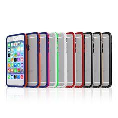 【【iPhone6 ケース】Hue Bumper ゴールド ブラック】【デザイナーが選んだ トレンディカラーコンビネーション】 内側…