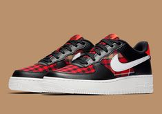 Nike Air Force 1 Low Flannel 849345-004 Release Info b8d3c4e42