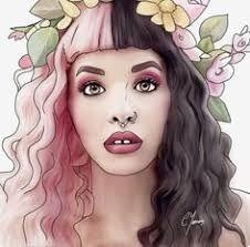Image result for headshot of music artist Melanie Martinez
