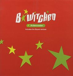 """For Sale - B*Witched Rollercoaster - Skynet Remixes UK Promo  12"""" vinyl single (12 inch record / Maxi-single) - See this and 250,000 other rare & vintage vinyl records, singles, LPs & CDs at http://eil.com"""