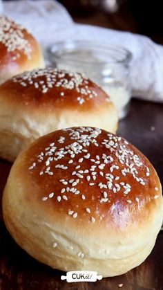 Fun Baking Recipes, Bakery Recipes, Cooking Recipes, Tasty Videos, Food Videos, Best Burger Buns, Gastronomy Food, Tiny Food, Food And Drink