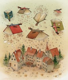Flying Books by Kestutis Kasparavicius http://www.poeticapublishing.com/apps/photos/photo?photoid=111781201