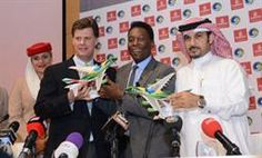 Emirates to sponsor the New York Cosmos for two more years