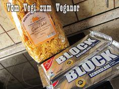 Vom Vegi zum Veganer: Schokocrossies toll zum verschenken oder zum selbe...