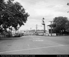 GATES KENSINGTON 15TH DECEMBER 1964 - Public Record Office Victoria Old Photos, Vintage Photos, Ascot Vale, Victorian History, Melbourne Victoria, Public Records, Local History, Melbourne Australia, Back In The Day