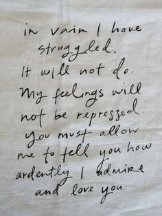 Pride and Prejudice Movie Quotes | ... to own a first edition of Pride and Prejudice! Books Worth Reading