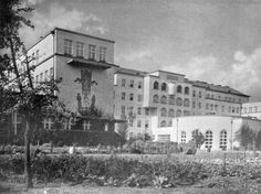Kreuzschwesternschule Image, Linz, Historical Pictures, Crosses