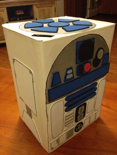Diy Star Wars Valentines Ideas Valentine Box Valentines