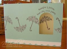 Marelle Taylor Stampin' Up! Demonstrator Sydney Australia: One Layer Cards