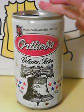 Ortliebs Beer Can 12 oz Pull Tab
