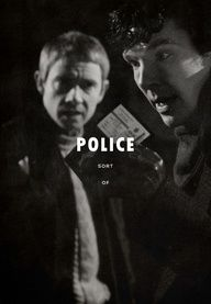 Police... sort of