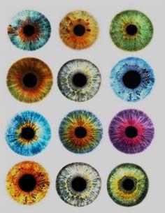 Balls of eyes.