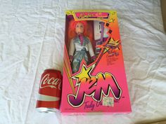 JEM Kimber Of The Holograms Hasbro 1985 New In Box