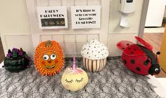 Each year for Halloween, the Treatment Suite Team at the OHC West office holds a pumpkin decorating contest. The contest brings out the creative talent of team members and provides patients with the opportunity to vote for their favorite.