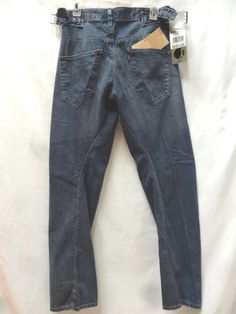 bed4388c817bc Levis mens Anniversary Edition Engineered Comfort Oxy Grey Jeans 28x32 NEW   128 Grey Jeans