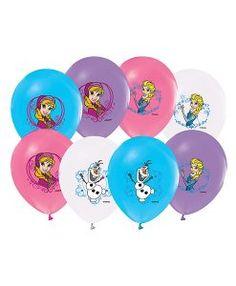 Doğum günü parti süslemeleri için Frozen Temalı 10 Adet Latex Balon ürünümüzü online olarak uygun fiyatlar ile satın alabilirsiniz