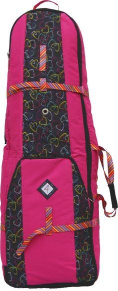 Boardbag con ruedas Hearts