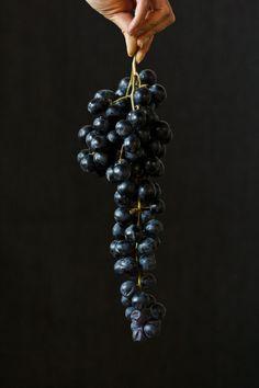Black Grapes   Princess Tofu