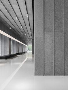 Fuxing Plaza ┃ Aim Architecture