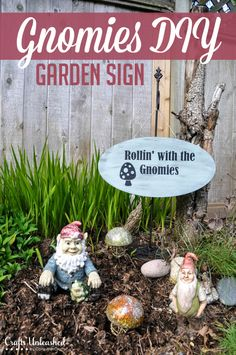 Rollin-With-The-Gnomies-Garden-DIY-Sign-Crafts-Unleashed