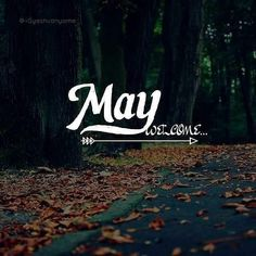 Happy #May New Month, May