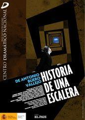 """""""Historia de una escalera"""" - Antonio Buero Vallejo. 2004"""