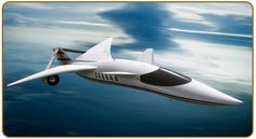 Concept design on a cooperative venture for a supersonic airliner between Russia & European Commission.